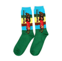 Amazing Classic Art Socks 10 size 40-45 Clothing