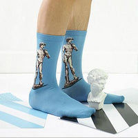 Amazing Classic Art Socks 18 size 40-45 Clothing