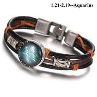 Amazing Constellation Bracelet Aquarius Bracelets