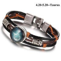 Amazing Constellation Bracelet Taurus Bracelets
