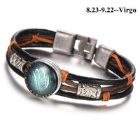 Amazing Constellation Bracelet Virgo Bracelets