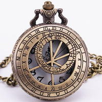 Antique Steampunk Pocket Watch Default Title Watches