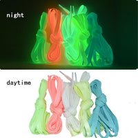 Awesome Glow in the Dark Shoe Laces Footwear