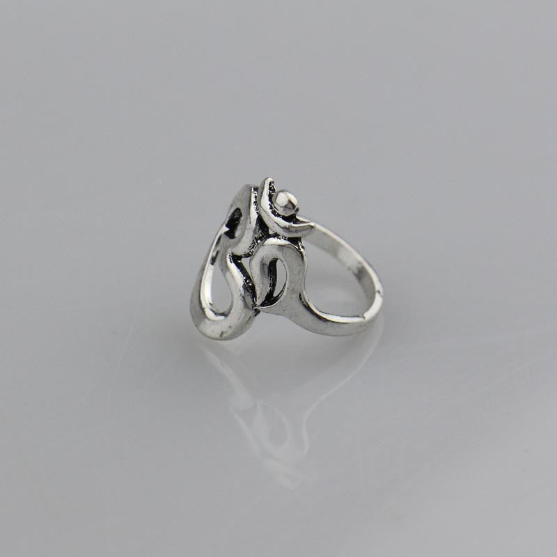 Beautiful Om Ring - Project Yourself