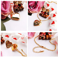 Beauty of my Heart Locket Necklace