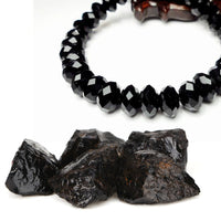 Black Tourmaline Purifying Stones Crystals