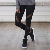 """Breathe"" Yoga Pants Black / S Yoga Pants"