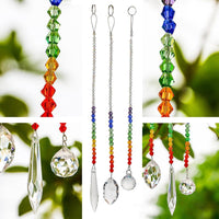 Chakra Sun Prism 3-Piece Set Decor