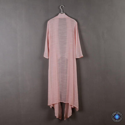 Chinese Style Xie Jin Sheer Meditation Clothing Mind and Spirit