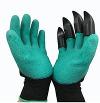 Clawed Gardening Gloves Tools