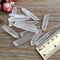 Crystal Point Clear Quartz Healing Stones Crystals