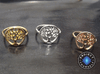 Cute Sacred Tree Of Life Ring Rings