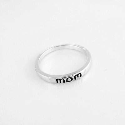 Dainty Mom Ring Rings