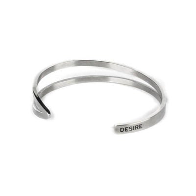 Desire Stainless Steel Bangle
