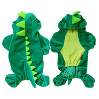 Dinosaur Pet Costume Jacket Costume