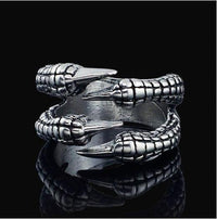 Dragon Claw Ring Rings