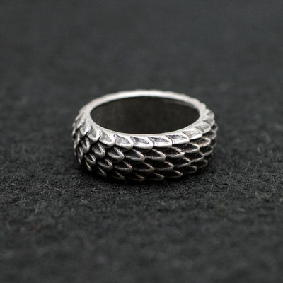 Dragonscale Ring Rings