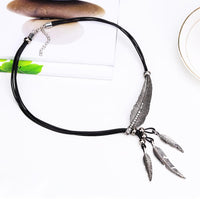 Feather Necklace of Truth Necklace