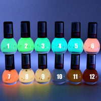 Fluorescent Nail Polish Beauty Essentials