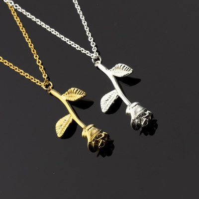 Forever Rose Necklace Necklace