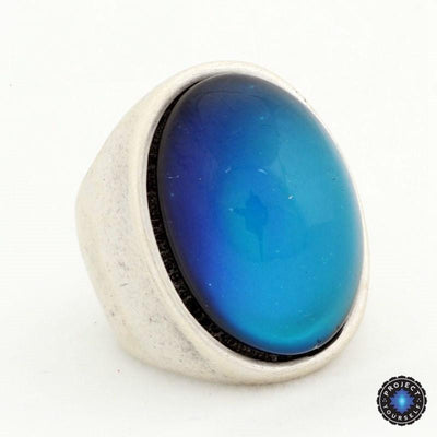 Funky Statement Mood Ring Rings
