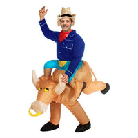 Funny Inflatable Costumes Bull Costume