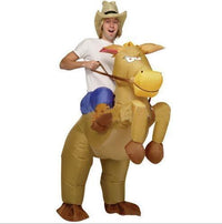 Funny Inflatable Costumes Donkey Costume