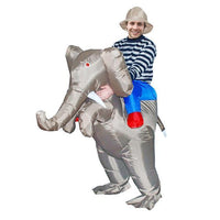 Funny Inflatable Costumes Elephant Costume