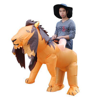 Funny Inflatable Costumes Lion Costume