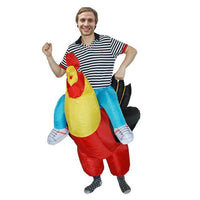 Funny Inflatable Costumes Rooster Costume