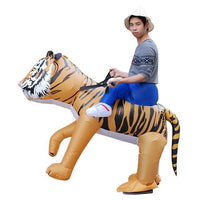 Funny Inflatable Costumes Tiger Costume
