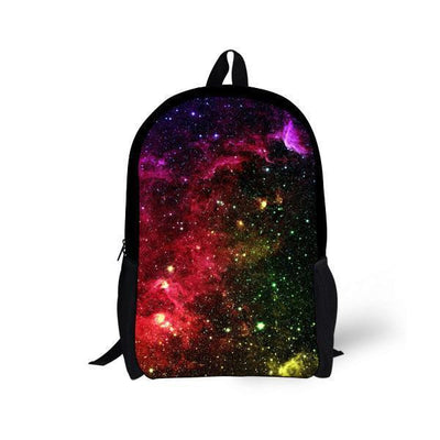 Galaxy Space Star Backpacks Style 1 Bags