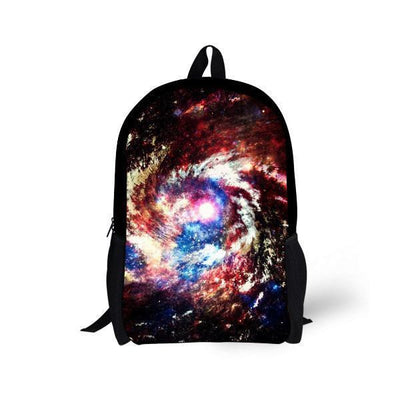 Galaxy Space Star Backpacks Style 11 Bags