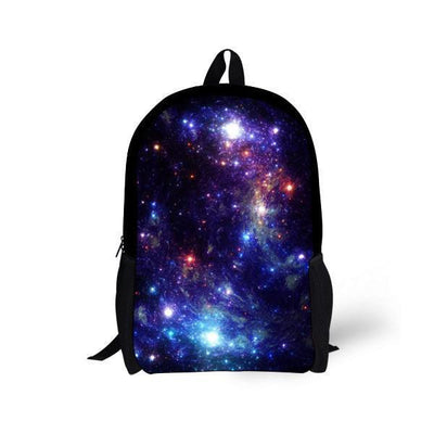 Galaxy Space Star Backpacks Style 2 Bags
