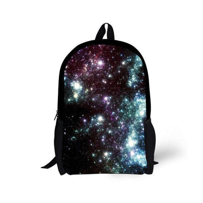 Galaxy Space Star Backpacks Style 4 Bags