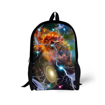 Galaxy Space Star Backpacks Style 5 Bags