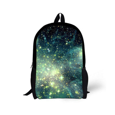 Galaxy Space Star Backpacks Style 6 Bags