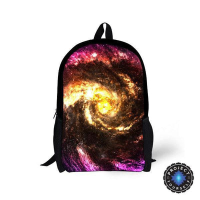 Galaxy Space Star Backpacks Style 8 Bags
