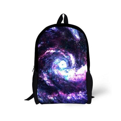 Galaxy Space Star Backpacks Style 9 Bags