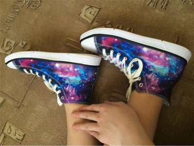 Galaxy Women Sneakers Footwear