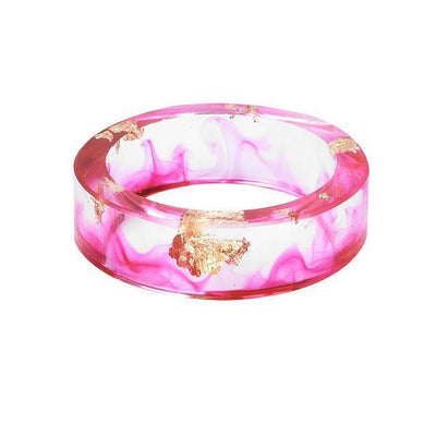 Golden Auric Ring Pink / 9.5 Rings