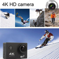 GoPro Hero Style 4K Ultra HD Mini Waterproof Wifi Camera for Extreme Adventures Camera