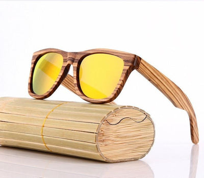 Handmade Wooden Sunglasses Eyewear