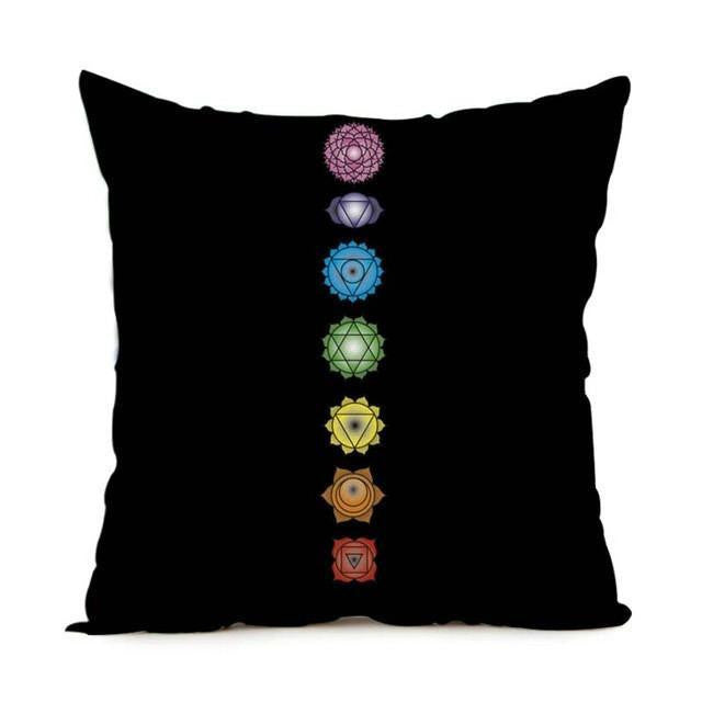 hd print chakra cushion cover pillow cases project yourself rh projectyourself com