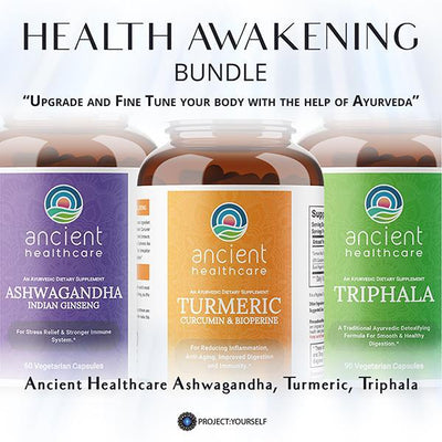 Health Awakening Bundle Mind and Spirit