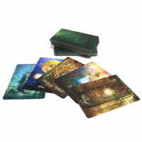 High Quality Tarot Cards with Colorful Box Tarot Cards