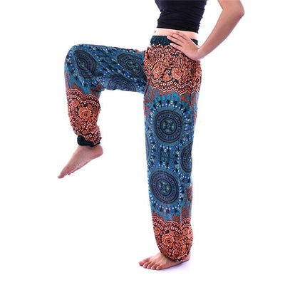 High Waist Harem Pants Clothing