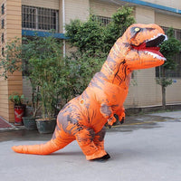 Inflatable T-REX Costume Costume