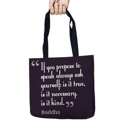 Inspirational Linen Tote Bag 16 Bags