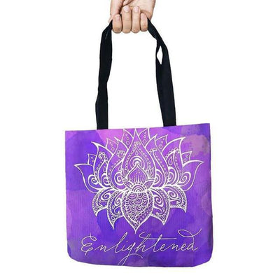 Inspirational Linen Tote Bag 18 Bags